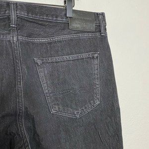 Lucky Brand Jeans - Lucky Brand Black Wash 410 Athletic Slim Fit Jeans